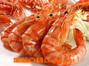 吃海虾的功效与作用
